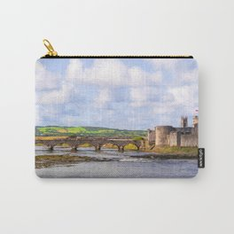 Thomond Bridge and King Johns Castle Carry-All Pouch