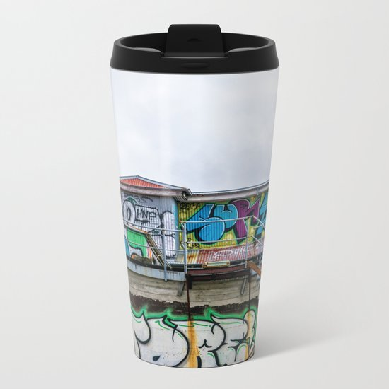 Urban Assault Metal Travel Mug