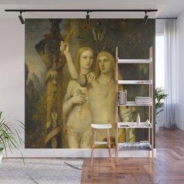 "Gustave Moreau ""Jason And Medea"" Wall Mural"