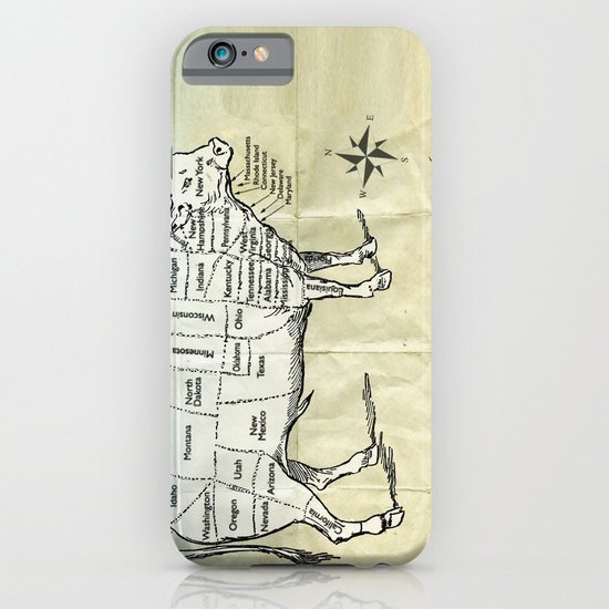 American Cuts iPhone & iPod Case