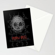 Jig Skull Stationery Cards