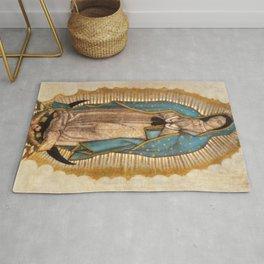 Virgin Guadalupe Rug