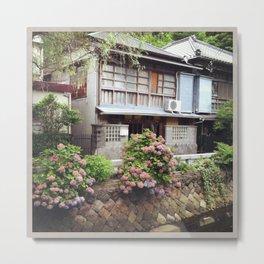 Perry Street Shimoda Japan Metal Print