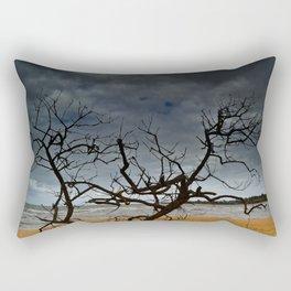 Cadaverous Tree Rectangular Pillow