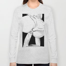 Up in the A Long Sleeve T-shirt
