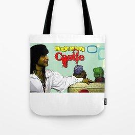 Magic Mike's Castle Retro-1989 Tote Bag