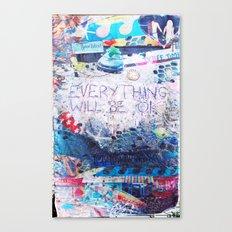 Tybee Island, GA Canvas Print