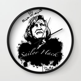 Sailor Hack Wall Clock