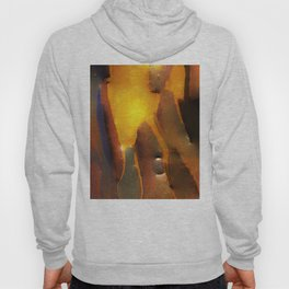 My New ABNORMAL: An Abstract Painting Hoody