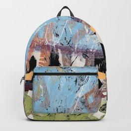 Racing Thru Dairyland Backpack