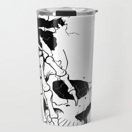 Skull (Creeping Hands) Travel Mug
