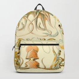 Ernst-haeckel-Kunstformen-der-Natur-vintage Backpack