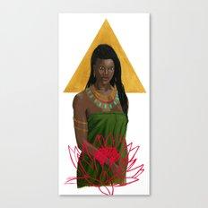 Egyptian Lotus Canvas Print