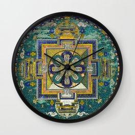 FRIDA COSMIC BLUES Wall Clock