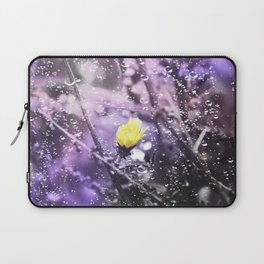 Her Beauty Fades Laptop Sleeve