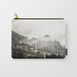 Yosemite in March Carry-All Pouch