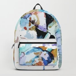 Animal painting Backpack