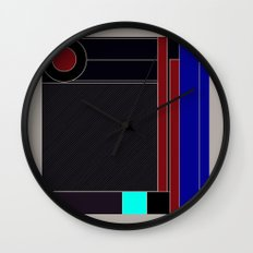 from chaos to order Wall Clock
