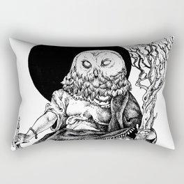 Branch Of Awe Rectangular Pillow