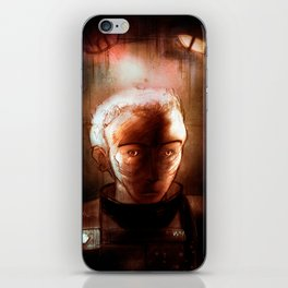 JOHN - Heavy Metal Thunder Artwork iPhone Skin