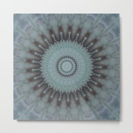Some Other Mandala 446 Metal Print