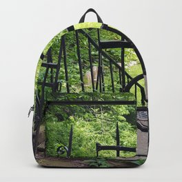 Cemetery Gate Backpack