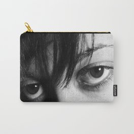 You See Me by Jesse Flora Carry-All Pouch