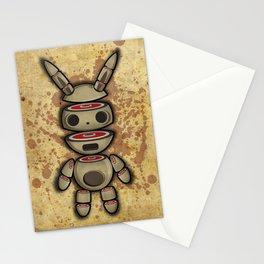 Bunny Mutilation Stationery Cards