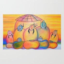 Jellybean Family Rug