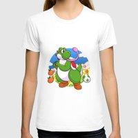 yoshi T-shirts featuring Yoshi! by DoberJam