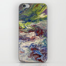 Cacophony iPhone Skin