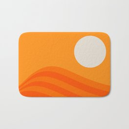 Swell - Orange Crush Bath Mat