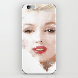 Marilyn iPhone Skin