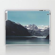 turquoise mountain lake Laptop & iPad Skin