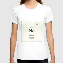 11 Sodium T-shirt