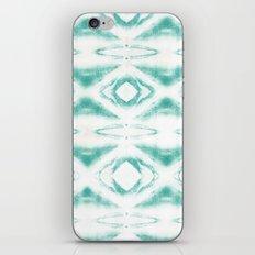 BOHEMIAN MINT PATTERN iPhone & iPod Skin