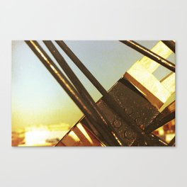 out out Canvas Print