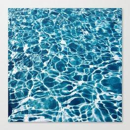Crystal Waters Canvas Print