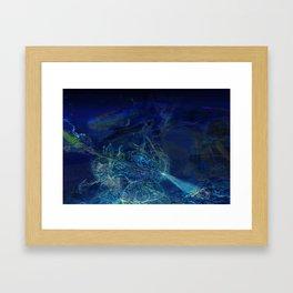The Ur'Zhal Framed Art Print