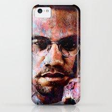 MALCOLM X Slim Case iPhone 5c