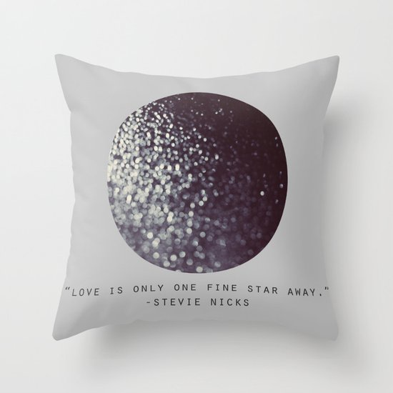 One Fine Star Throw Pillow