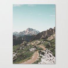 Italian Dolomites II Canvas Print