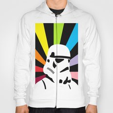 After the Storm... Rainbow Trooper Hoody