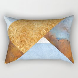 Modern Mountain No5-P3 Rectangular Pillow