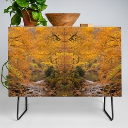 Fall is Golden Credenza