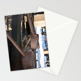 Purification by Ice Stationery Cards