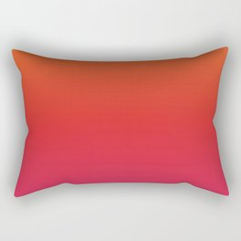 YOUNG DEATH - Minimal Plain Soft Mood Color Blend Prints Rectangular Pillow