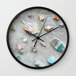 Swedish Stone Wall Wall Clock