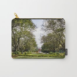 Trees Stretching over Cubbon Park, Bangalore, India Carry-All Pouch