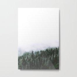greener Metal Print